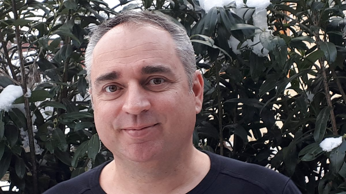 Gerfried Lückl - Kursleiter von Meditation und Qi Gong Kursen