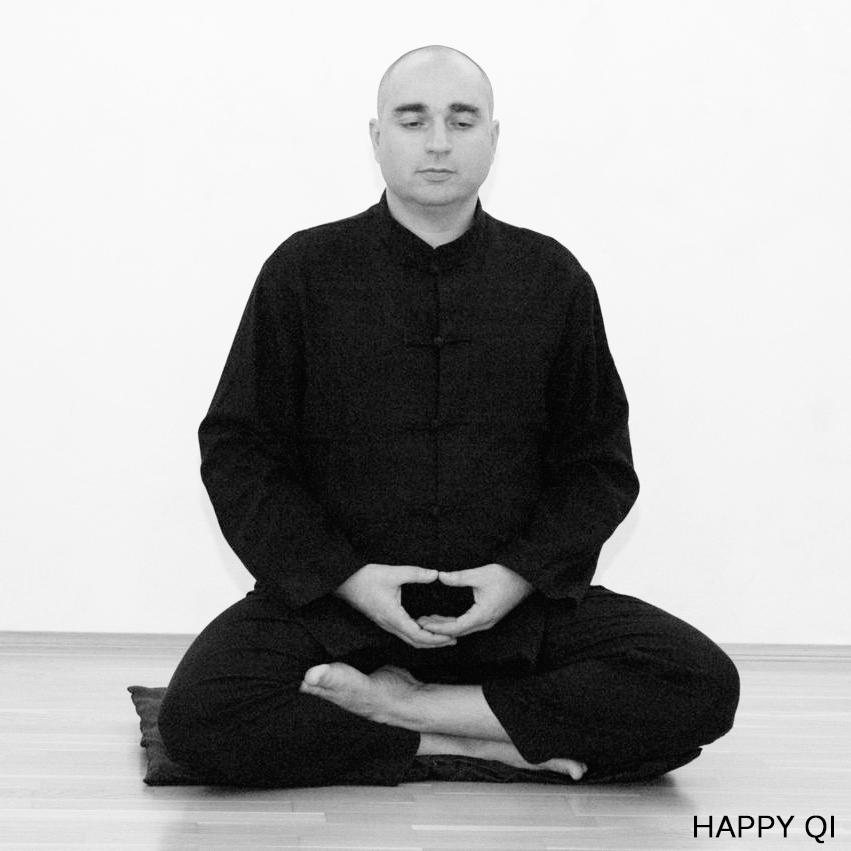 Zen Meditation - Gerfried Lückl - Happy Qi